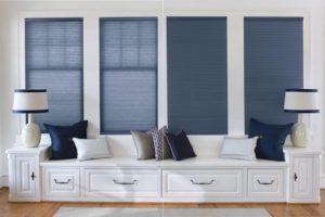 Block out blinds, indoor blinds, light filter blinds