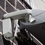 retractable awning wind sensor