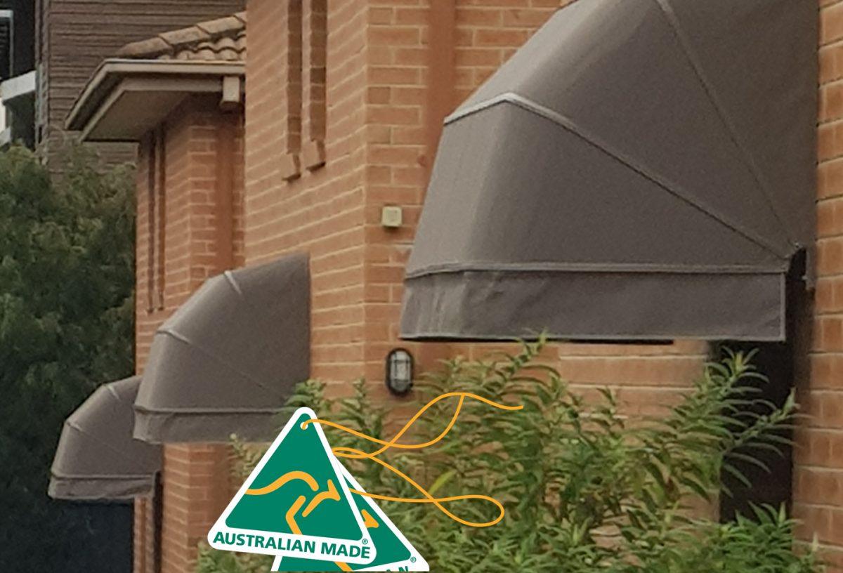 door canopy repair